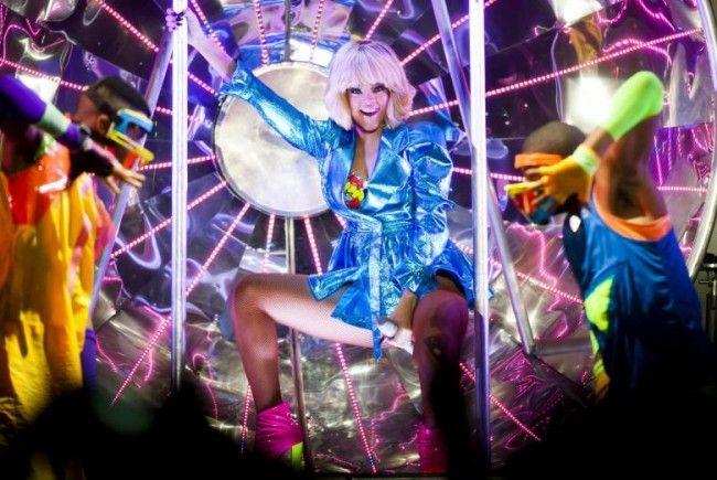 Rihanna freut sich sehr über Zusammenarbeit mit Coldplay.