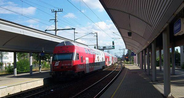 Die Wiener Schnellbahn bekommt im Dezember 2012 eine Ost-West-Verbindung.