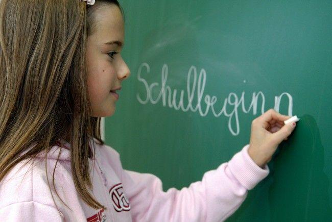 Der Herbst schickt bereits seine Vorboten - vor allem an alle, die dann die Schule wechseln werden!
