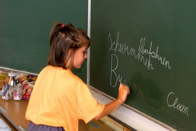 Damit auch weiterhin ungestörtes Lernen möglich ist: Schulen werden renoviert.