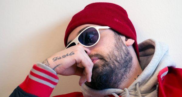 """Rapper Sido konnte für seine Band """"Blockstars"""" einen Plattenvertrag ergattern."""