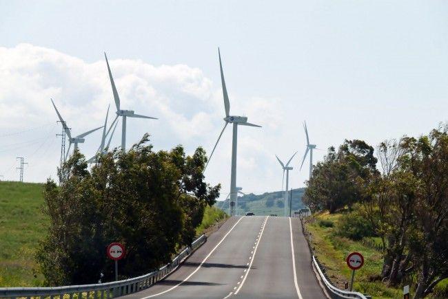 Große Räder, billige, saubere Energie: So sehen EVN und Wien Energie die Zukunft der Stromversorgung