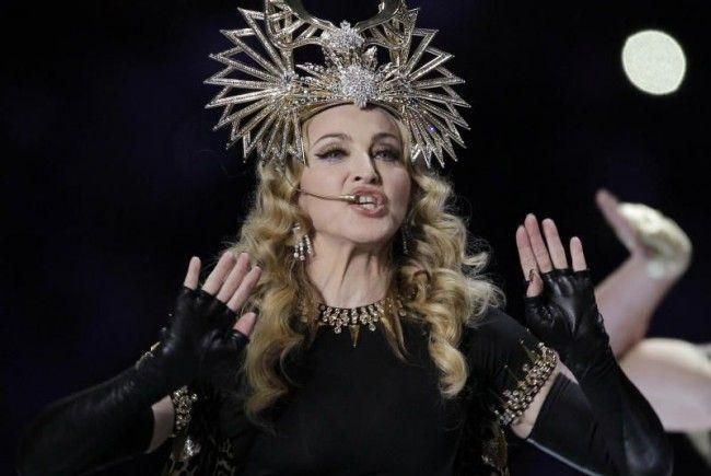 Madonna kommt mit neuer Show nach Wien.