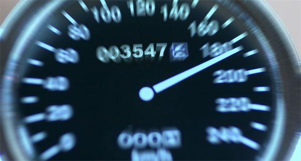 strafen zu schnell fahren