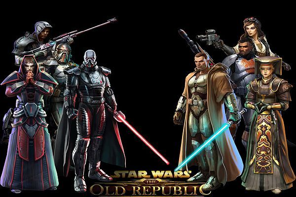 Die Macht gegen WoW: Star Wars the Old Republic.