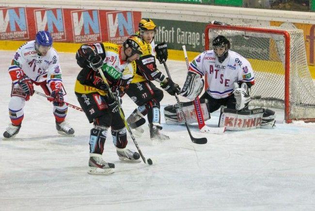 Nationalliga-Meister Feldkirch muss das heutige Spiel in Graz gewinnen. Ansonsten ist es für die VEU-Schützlinge der letzte Auftritt in der Saison 2011/12.