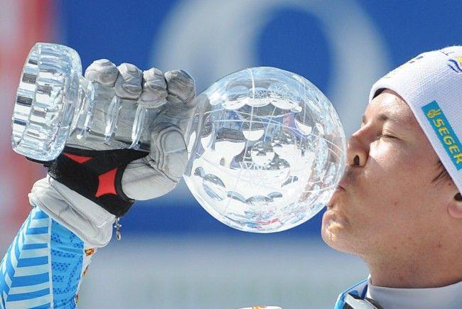 Myhrer entscheidet Slalom-Weltcup für sich.
