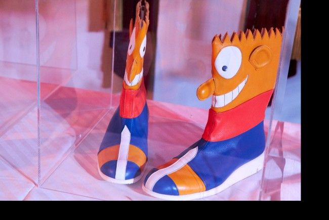 Praktisch? Egal am Wiener Schuhmacherball und seinem Crazy Shoe Award!