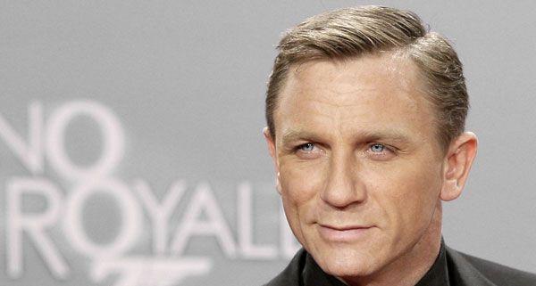Daniel Craig Haircut Newhairstylesformen2014 Com