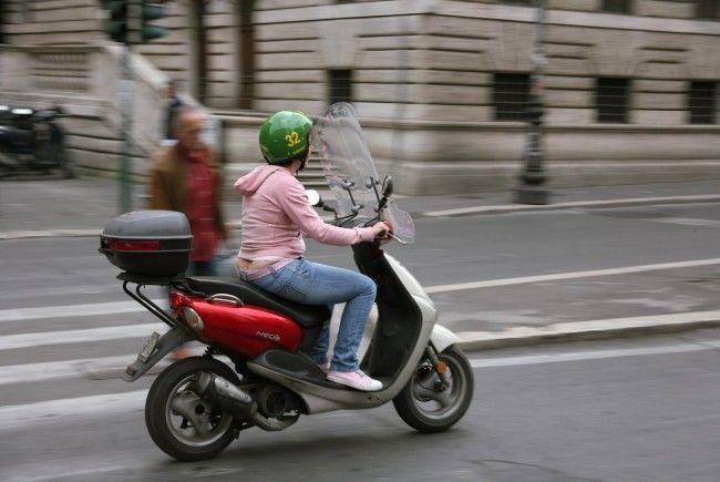 Hohe Spritpreise lassen Motorroller im Stadtverkehr immer attraktiver werden