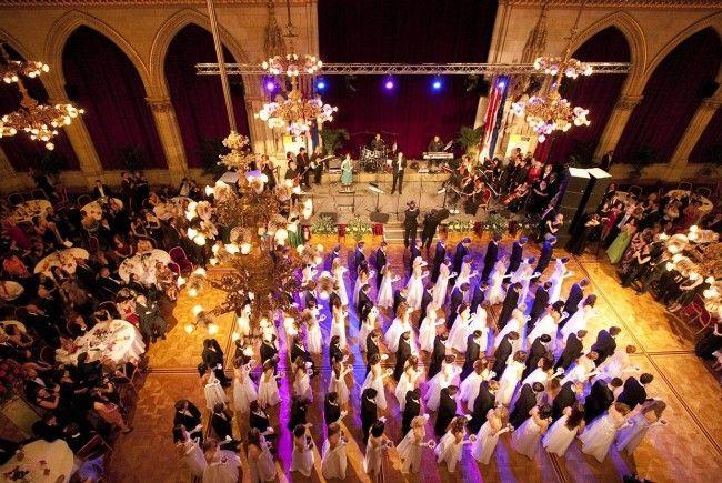 Auch heuer wird der Vienna Business School Ball viele Gäste haben.