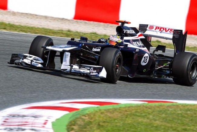 Erster Williams-Sieg seit 2004