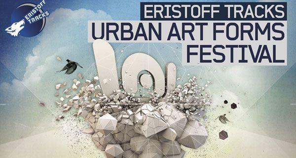Gewinne 2x2 Festivalpässe für das Urban Art Forms Festival 2012