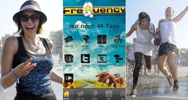 Das Spy Game sorgt auch in diesem Jahr für Abwechslung am Frequency Festival