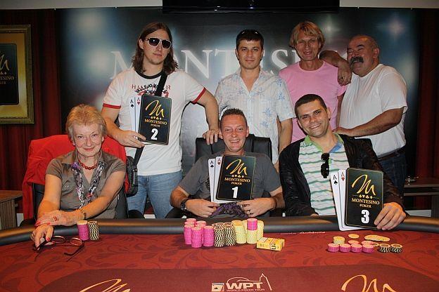 88.6 Poker Weekend: Die letzten Spieler einigten sich