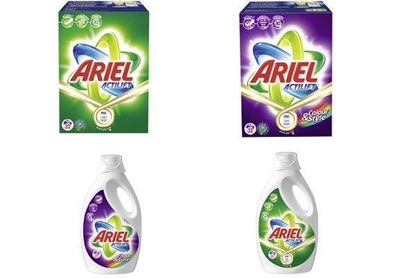 ariel waschmittel gewinnspiel