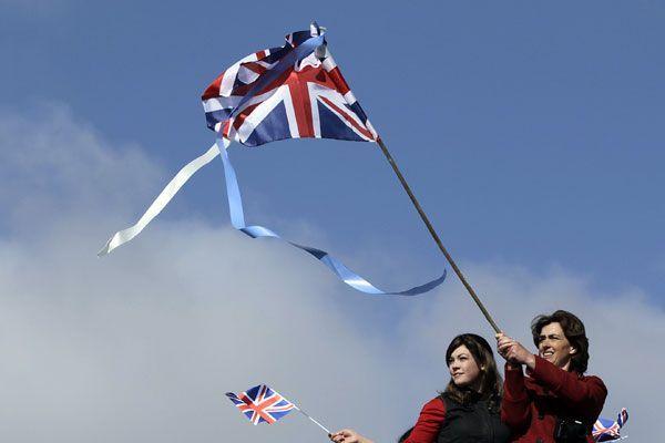 Die Briten gelten traditionell als EU-skeptisch.