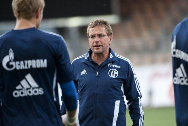 Ralf Rangnik: Nach Burnout bei Schalke, nun zu Salzburg?