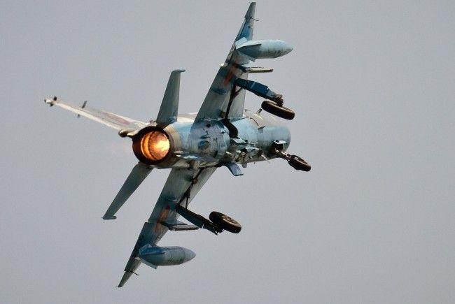 Damaskus hat den Verlust des Kampfflugzeugs bereits gemeldet.