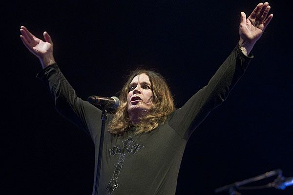 Ozzy Osbourne zeigte beim Wien-Gig in der Stadthalle, wie krisenfest er ist