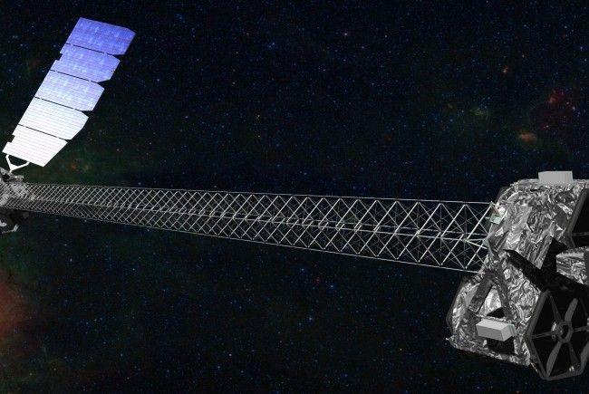 Das Teleskop soll neue Erkenntnisse über den energiereichen Kosmos liefern.