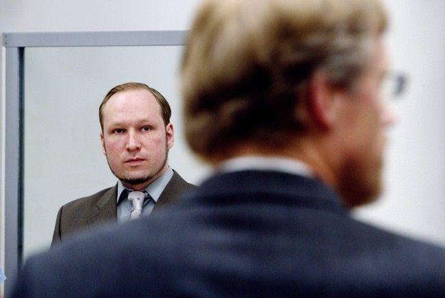 "Neonazi warnt vor Gericht vor ""Ausrottung"" Norwegens."