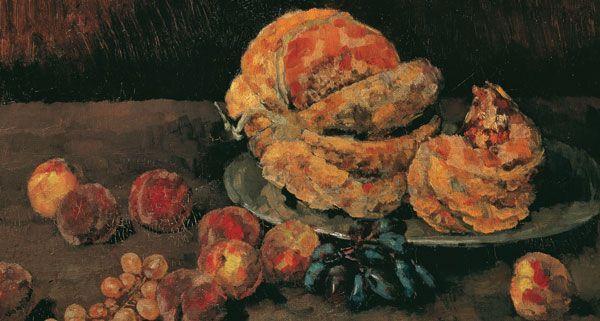 Ab Dienstag sind Werke von Carl Schuch im Belvedere ausgestellt.