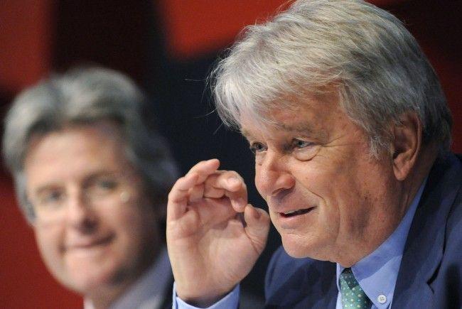Hans Peter Haselsteiner wird sich aus dem Strabag-Vorstand zurückziehen.