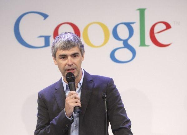 Larry Page wird der Google-Entwicklerkonferenz I/O fernbleiben. - © AP