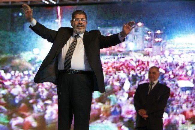 51,7 Prozent für Mursi.