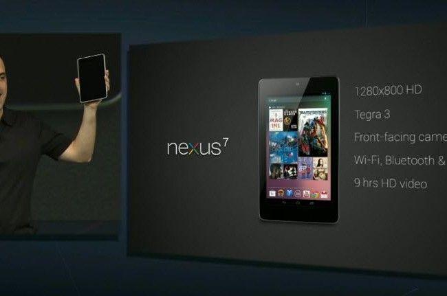 Google bringt erstes eigenes Tablet auf den Markt.