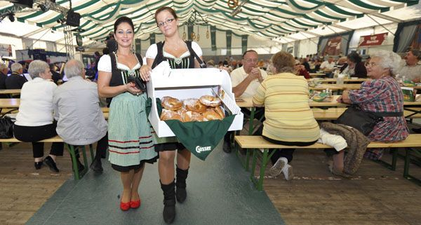 Tickets für die Wiener Wiesn sind schon erhältlich, können aber auch gewonnen werden.
