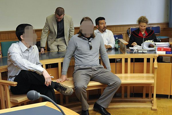 Im Wiener Islamisten-Prozess gibt es ein Urteil für den Hauptangeklagten