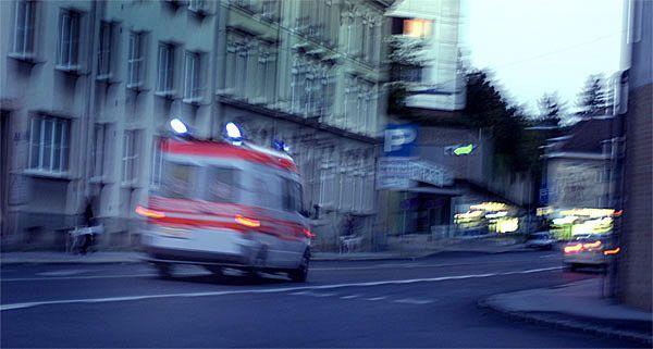 In Donaustadt ereignete sich ein schwerer Unfall