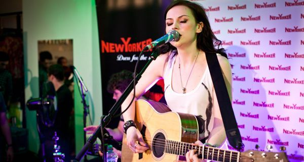 amy macdonald unplugged in wiener new yorker vienna at. Black Bedroom Furniture Sets. Home Design Ideas