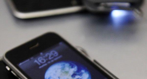 Via Ortungssystem bekam der Besitzer sein Handy zurück.