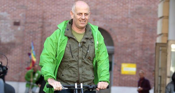 Christoph Chorherr ist selbst Radfahrer aus Leidenschaft. Eine Kenntafel möchte er aber nicht.