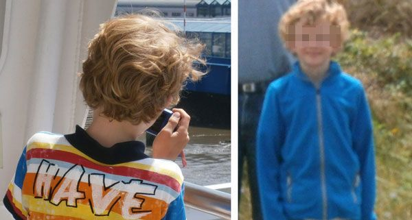 Der 10-jährige Sebastian aus Wien ist beim Urlaub in der Nordsee verschwunden.