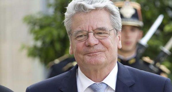 Joachim Gauck kommt im Sommer nach Wien.