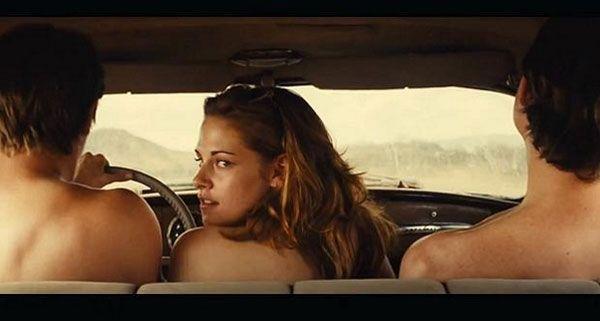 """Neue Seiten von Kristen Stewart in """"On the Road""""."""