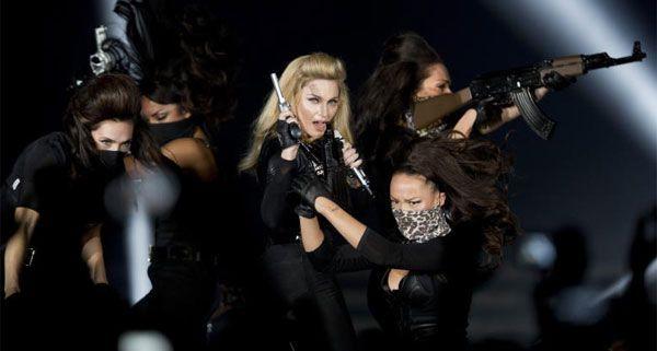 Madonna kommt mit einer Riesen-Show nach Wien.