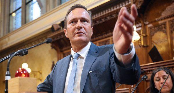 Manfrad Juraczka will Neuwahlen in Wien durchsetzen.