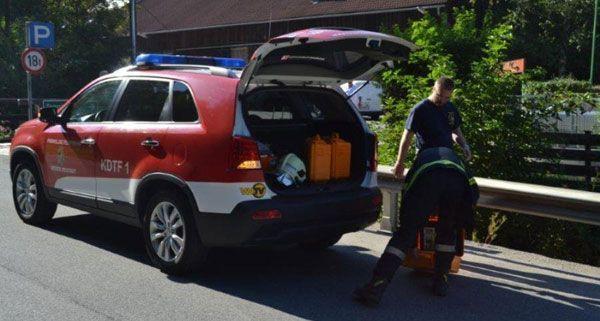 Einsatzkräfte evakurierten das Freibad in Waldegg