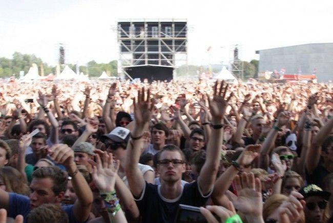 Wir berichten live vom 2. Tag am Frequency Festival 2012.