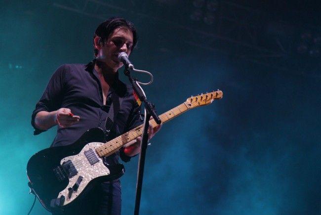 Placebo-Sänger Brian Molko stürmte beim Frequency Festival nach nur einem Song von der Bühne.