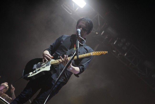 Placebo-Sänger Brian Molko stürmte beim Frequency Festival nach nur einem Song von der Bühne