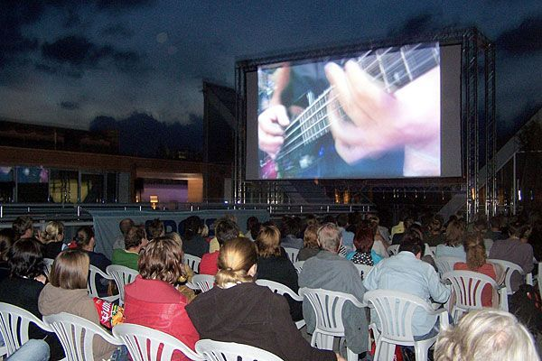 Die Kino Am Dach-Saison geht zuende - mit den Bad Weather Movie Days