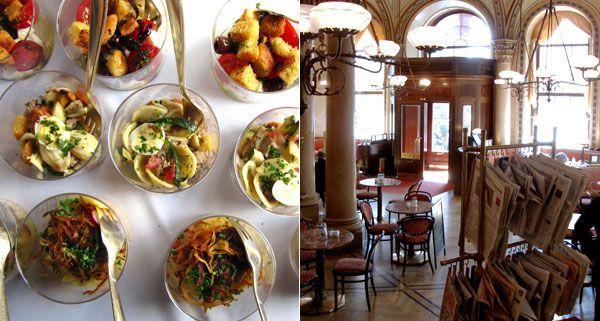 Vom traditionellem bis zum trendigen Frühstück und Brunch gibt es in den Wiener Lokalen alles was das Herz begehrt