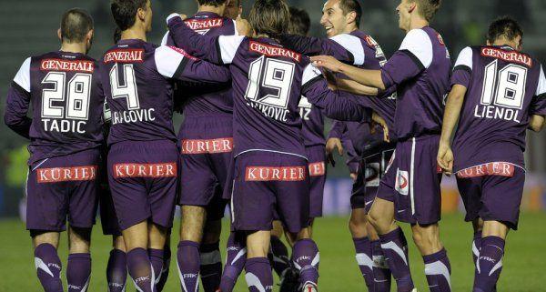 Die Wiener Veilchen treten am Samstag dem FC Wacker entgegen.