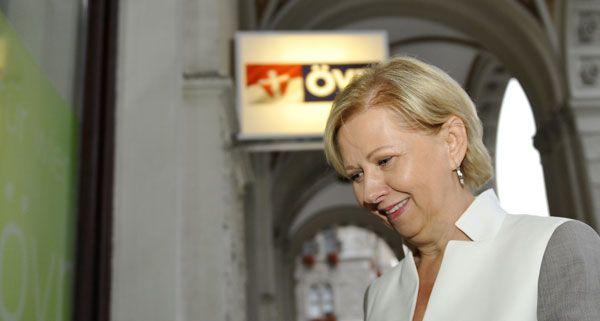 Wirtschaftskammerpräsidentin Brigitte Jank wehrt sich gegen den Vorwurf der verdeckten Parteienfinanzierung.